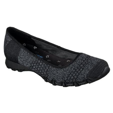 Skechers49344BLK Women's BIKERS - TROPICANA Casual Shoes