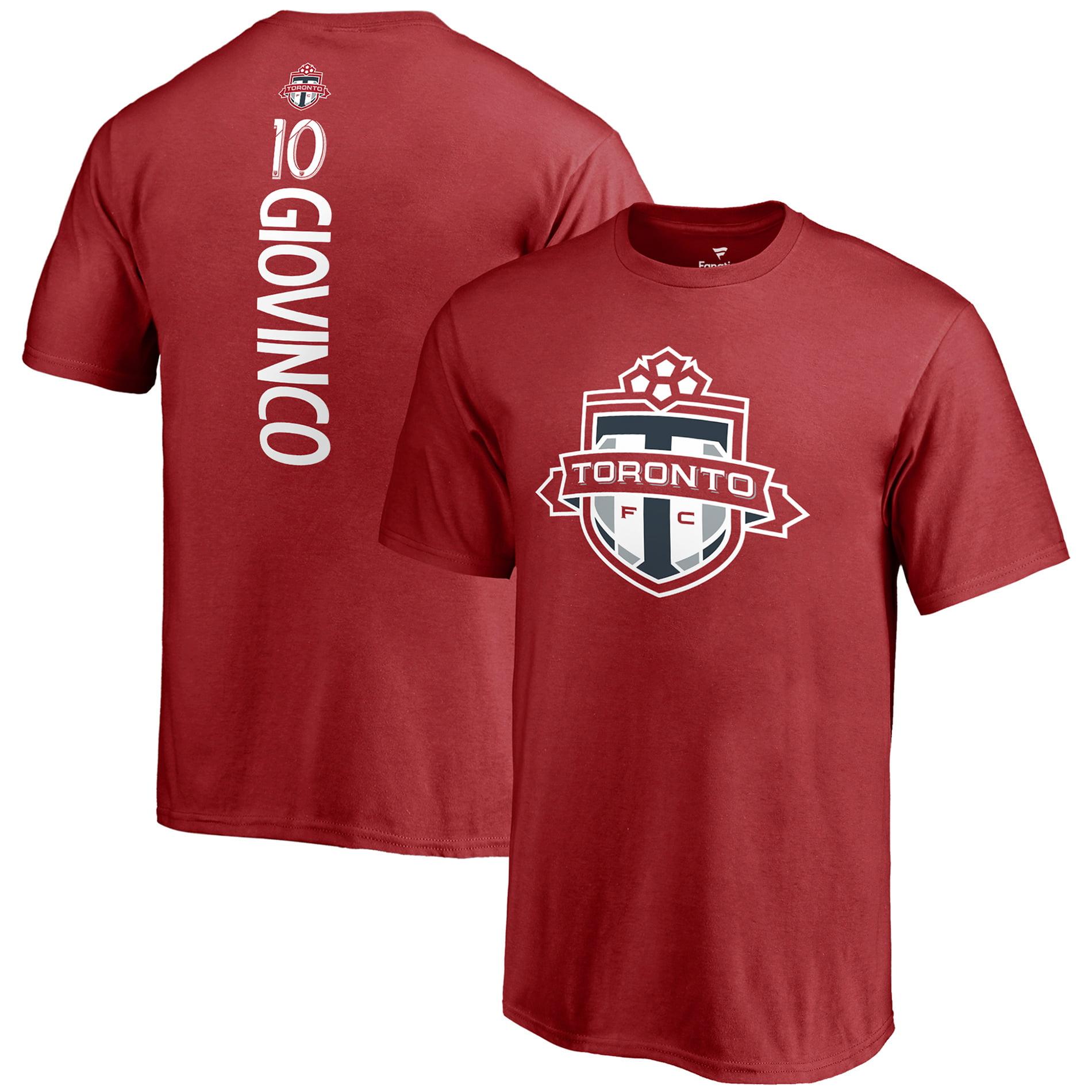 FC Premium MLS Toronto FC MLS Crew Socks Red