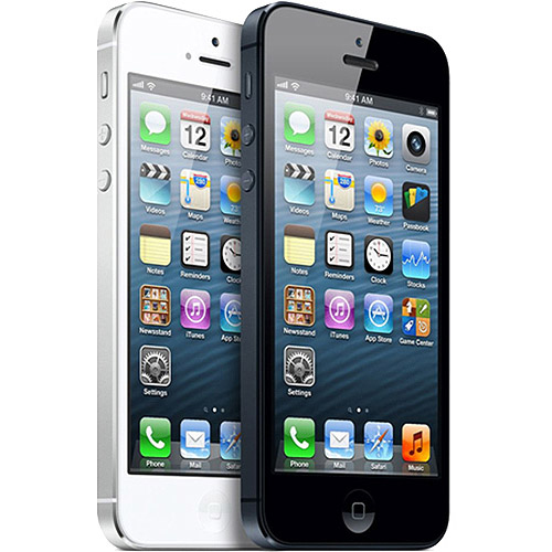 Apple iPhone 5 for Verizon, AT&T, and Sprint (Prices Based on Eligible Upgrade or New 2-Year Contract)