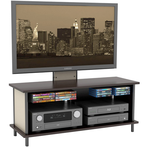 """Atlantic Epic 3-in-1 TV Stand and Mount for TVs up to 46"""""""
