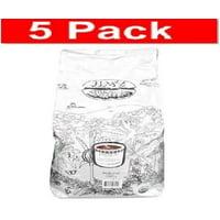 5 Pack : Jims Organic Coffee Jims Coff Bn Frch Rst 4.00 LB