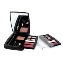 Lancome 24h A Paris Day To Night Make Up Palette (1xmini Virtuose Mascara, 1xblush Subtil, 10xeye Shadow, 2xlip Color,..