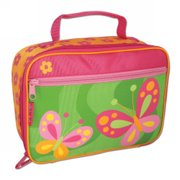SQUARE LUNCH BOX - BUTTERFLY by Stephen Joseph
