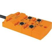 IFM EBC016 Sensor Wiring Block, 4 Pin, Receptacle