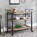 Better Homes & Gardens Crossmill Bar Cart