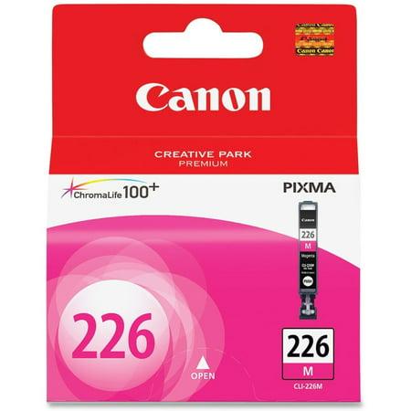 Canon CLI-226M Magenta Ink Cartridge (4548B001) (Canon Magenta Starter)