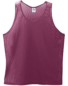 Augusta Youth Polyester Mini Mesh Sleeveless Jersey 134