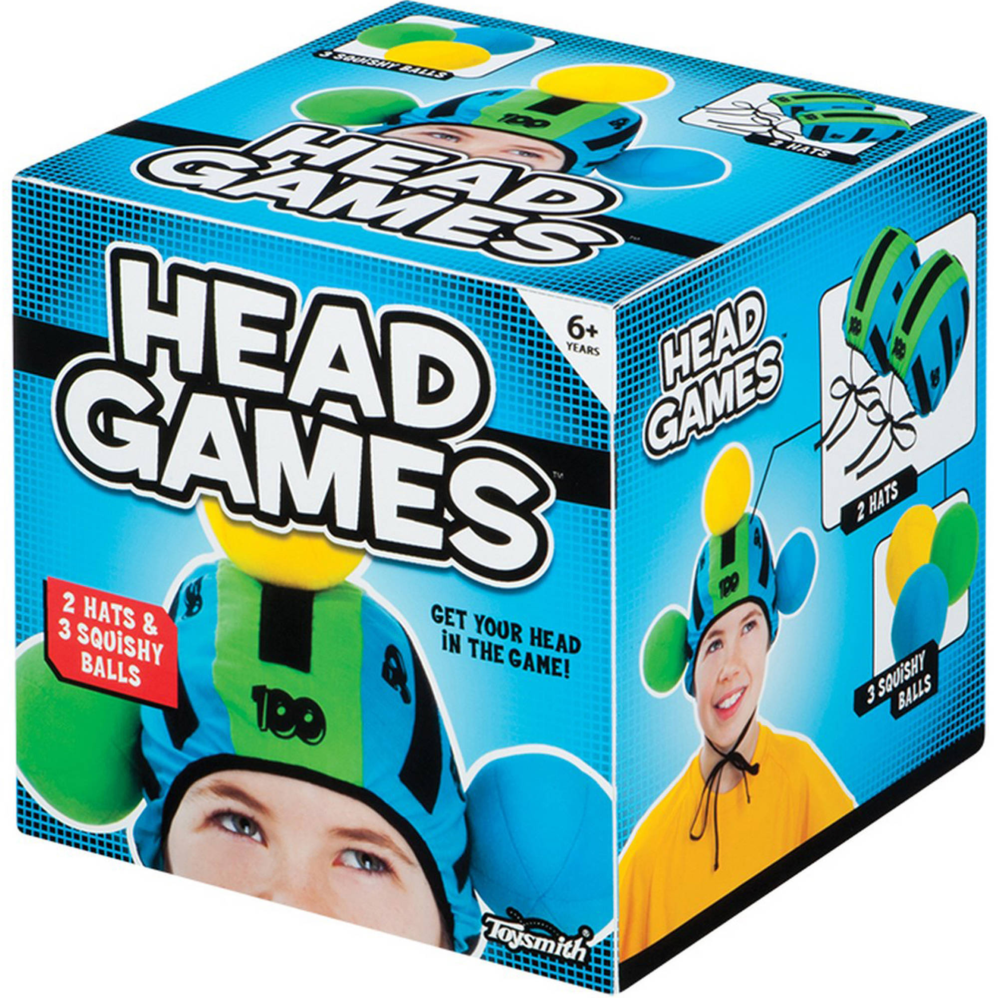 Toysmith Headgames Velcro Game