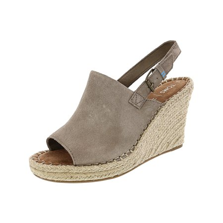 Women's TOMS Monica Slingback Wedge Sandal