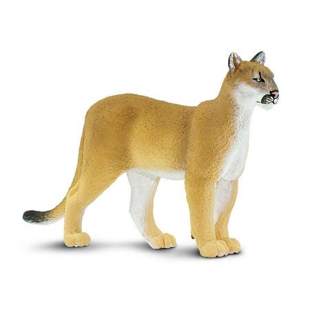 Safari Panther (Wildlife Wonders Florida Panther   Safari Ltd Animal Educational Toy Figure )