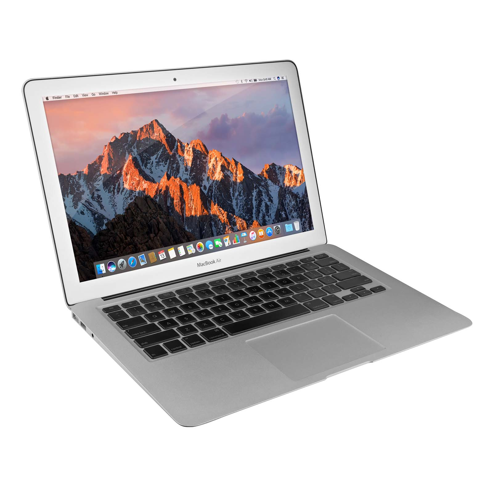 "Apple MacBook Air w/ 128GB Fast SSD HDD, 13.3"" Glossy LED Screen, Intel CPU"
