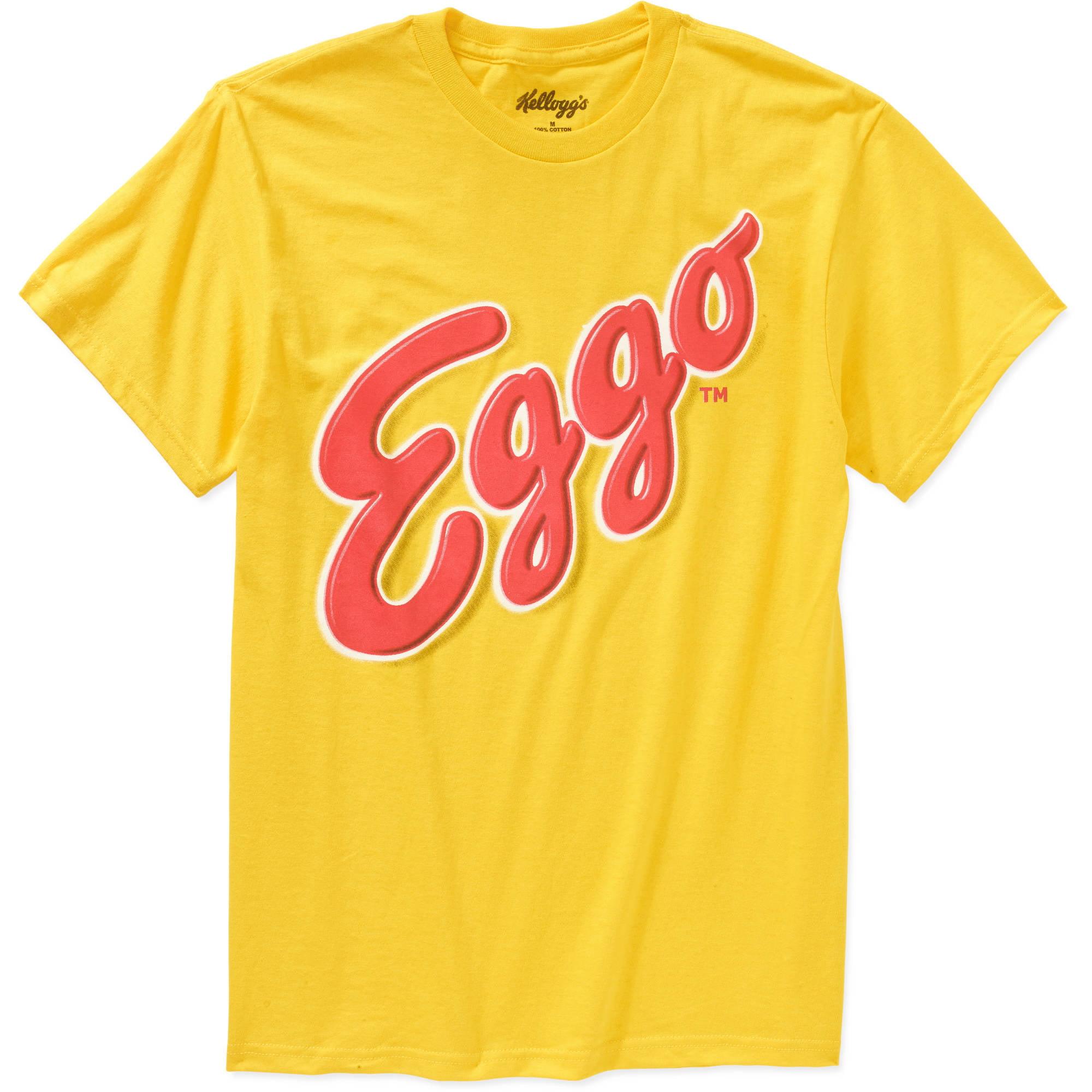 Eggo Logo Big Men's Graphic Tee