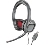 Plantronics Audio 655 USB Stereo Corded Headset For Internet Calling
