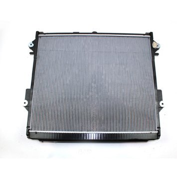 TYC 13080 for Toyota Land Cruiser 2-Row Plastic Aluminum Replacement Radiator