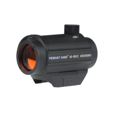 Primary Arms Micro Dot Sight with 2 MOA Red Dot Reticle and Removable Base -