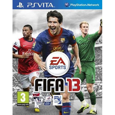 FIFA 13 (PS Vita) (Best Games To Play On Ps Vita)