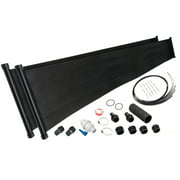 2-2'X20' SunQuest Solar Pool Heater w/ Integrated Valve & Deluxe Roof/Rack Mounting Kit