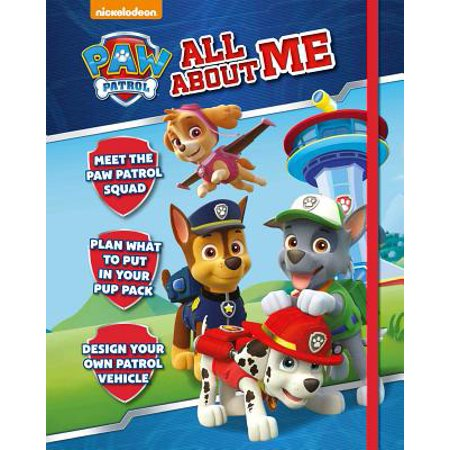 Nickelodeon Paw Patrol All about - Paw Me