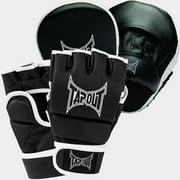TapouT Striking Glove Focus Mitt Combo Kit