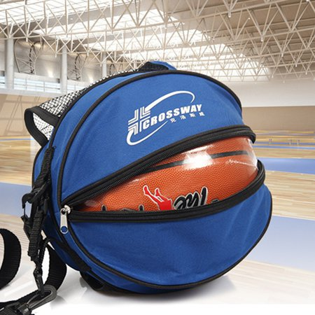 Girl12Queen Outdoor Sports Training Shoulder Soccer Ball Football Volleyball Basketball Bag