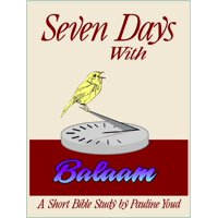 Seven Days with Balaam - eBook