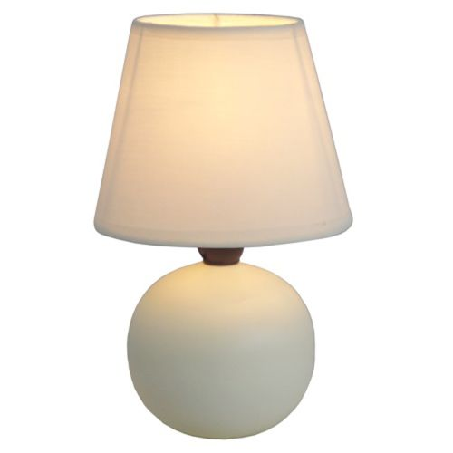 Simple Designs Mini Ceramic Globe Table Lamp by All the Rages Inc