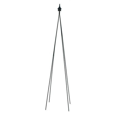 Achla Designs Fleur-De-Lis - Obelisk Topiary