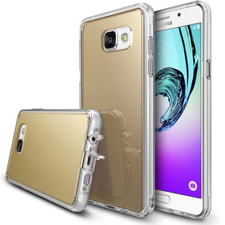 Ringke MIRROR Case for Samsung Galaxy A5 2016 - Royal Gold