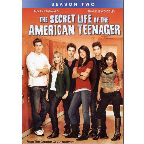 The Secret Life Of The American Teenager: Season Two (Widescreen)