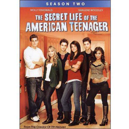 The Secret Life Of The American Teenager  Season Two  Widescreen