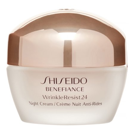Shiseido Benefiance Wrinkle Resist 24 Night Cream, 1.7