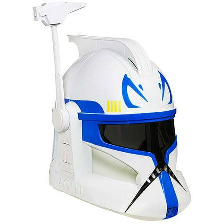 Star Wars-lucas Sw Cw Captain Rex Helmet - Walmart.com
