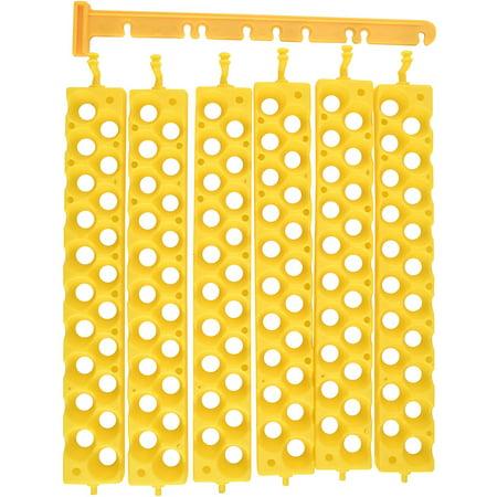 Quail Egg Racks, pkg of 6 (Quail Egg Racks)