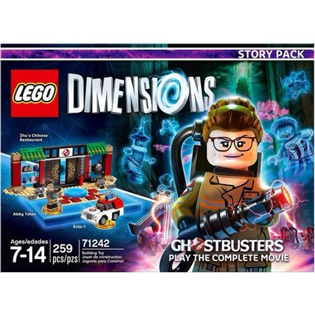 LEGO Dimensions: Story Pack - New Ghostbusters - Ghostbuster Accessories