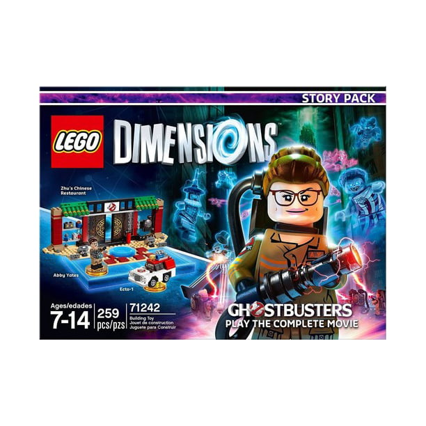 Lego Dimensions Story Pack New Ghostbusters Walmart Com Walmart Com