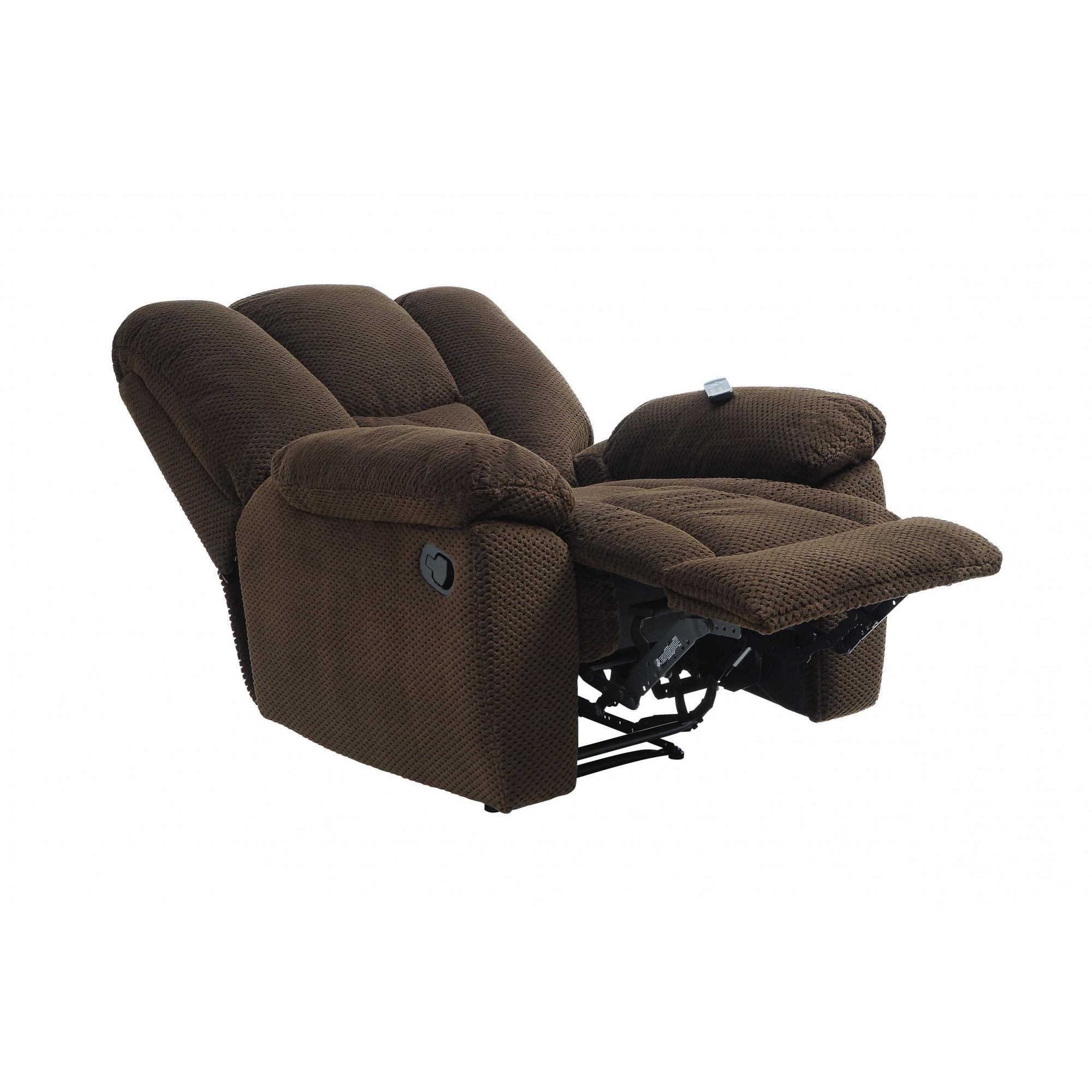 Serta Big U0026 Tall Memory Foam Massage Recliner With USB Charging, Beige    Walmart.com