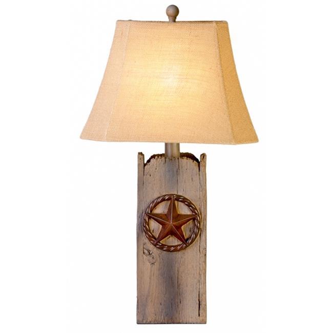 Vintage Direct CL0905 30 in. Star Table Lamp - image 1 de 1