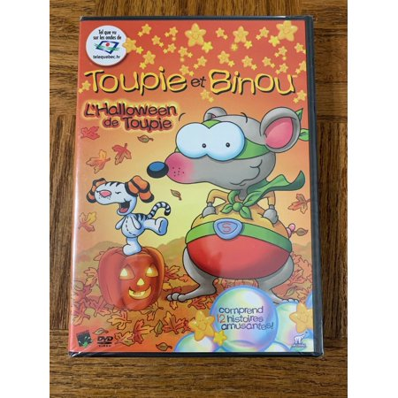Toupie And Binou DVD](Halloween Toupie Et Binou)