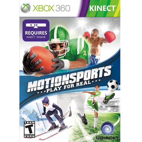 Motionsports Play for Real - Kinect (Xbox 360) - Pre-Owned