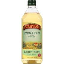 Olive Oil: Pompeian Extra Light Tasting Olive Oil