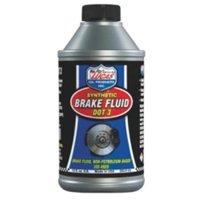 Lucas Oil 10825 12 oz Dot 3 Brake Fluid, 12 Piece