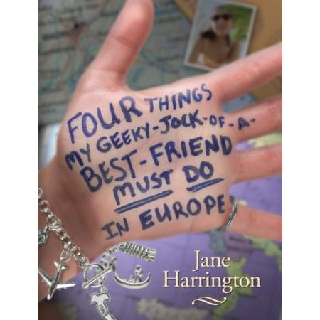 Four Things My Geeky-Jock-of-a-Best-Friend Must Do in Europe -