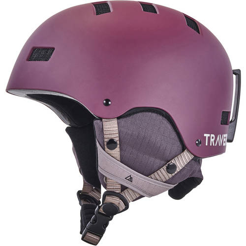 Traverse Dirus Ski and Snowboard Helmet, Multiple Colors and Sizes Available by Traverse