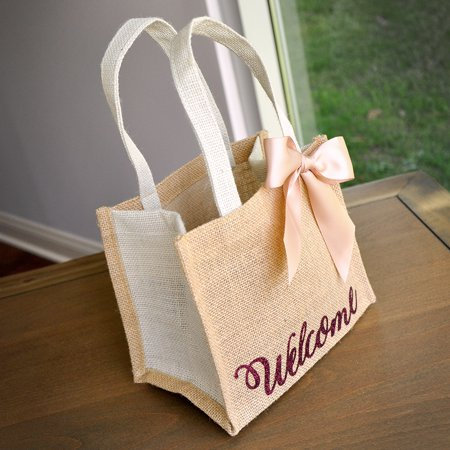 Wedding Guest Gift Bag Hotel Welcome