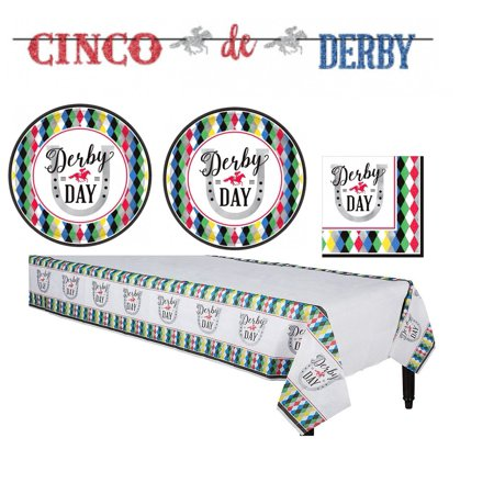 Kentucky Derby Day Party Supplies - Party Supplies Derby