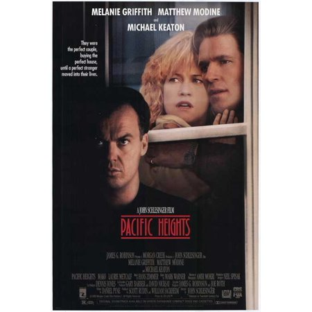 Pacific Heights POSTER Movie B (27x40)