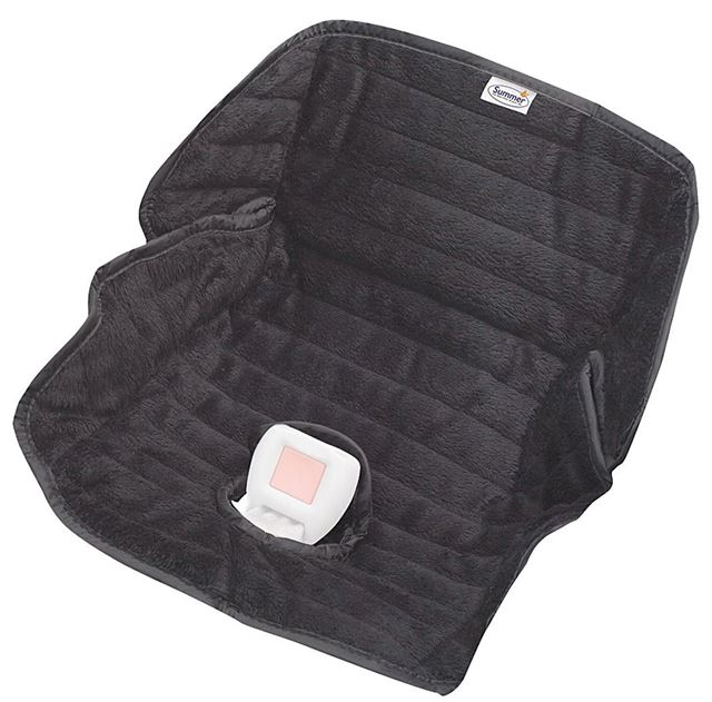 Summer Infant Deluxe Piddle Pad, Black Multi-Colored