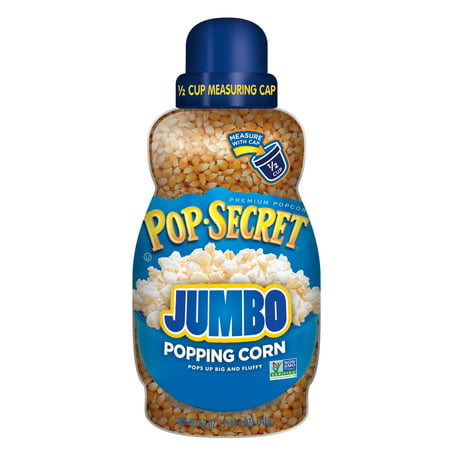 Pop Secret Popcorn, Jumbo Popping Corn Kernels, 50 Oz, 2 (Best Way To Store Popcorn Kernels)
