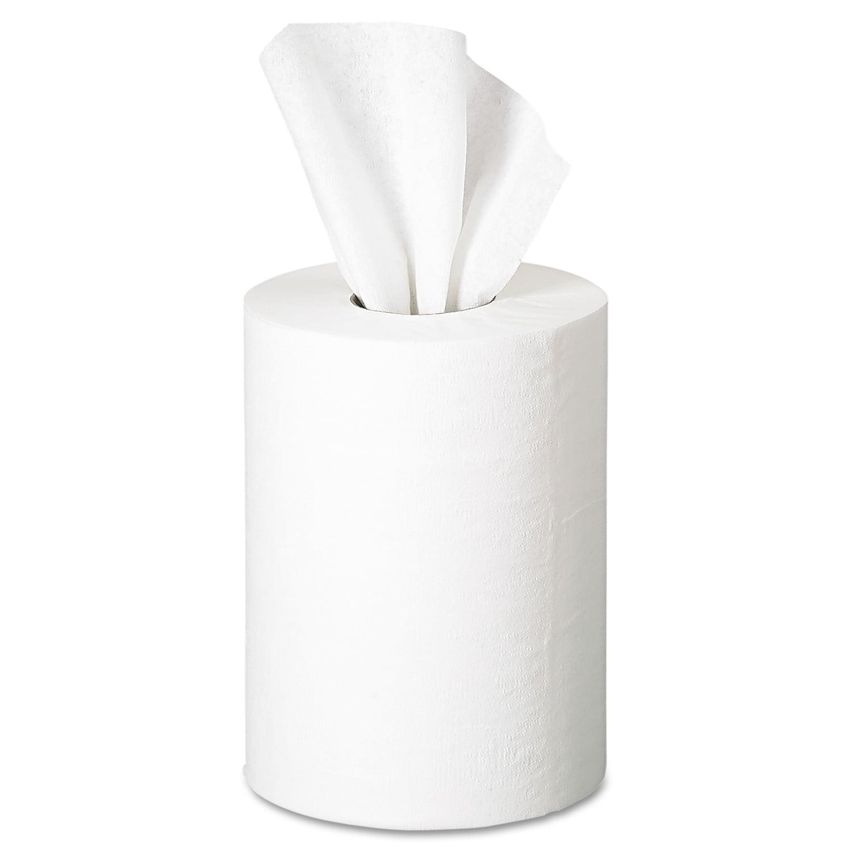 """Georgia Pacific Professional SofPull Premium Jr. Cap. Towel, 7.80"""" x 12"""", White, 275/Roll, 8 Rolls/Carton"""