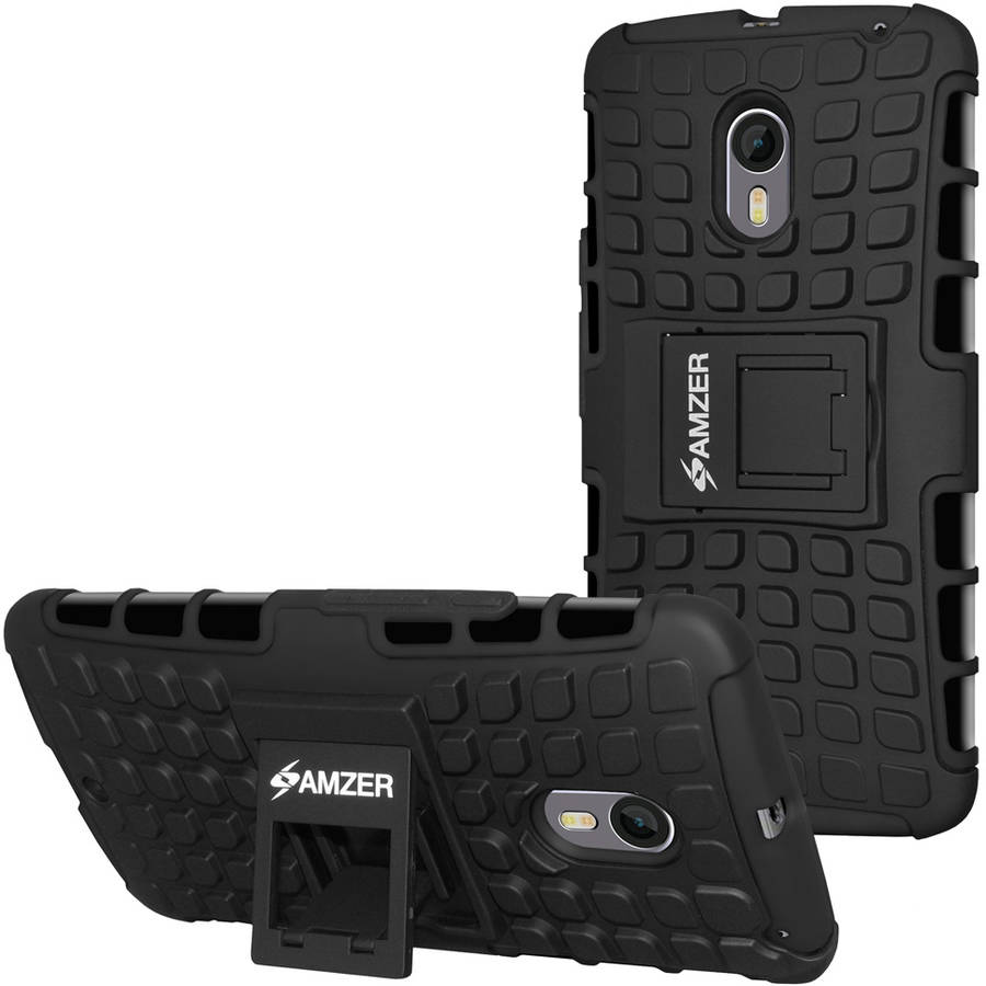 Amzer Hybrid Warrior Case for Moto X Pure Edition